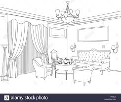 architecture design blueprint. Furniture Blueprint. Architectural Design. Living Room Architecture Design Blueprint