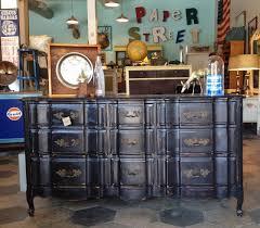 Black French Provincial Dresser Sold Paper Street Market