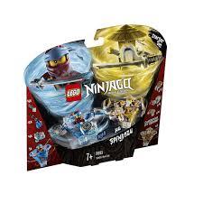 Xếp hình Lego NinjaGo - Con Quay Lốc Xoáy Nước Và Lốc Xoáy Tối Thượng 70663  (VTA), Giá tháng 10/2020