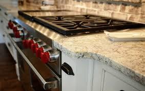 marietta home traditional kitchen atlanta white springs eased edge granite kitchen countertop