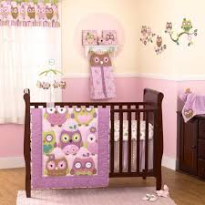 wooden baby nursery rustic furniture ideas. Stunning Purple Nursery Room Ideas For Baby Girl Awesome Decoration Shocking Collection Furniture Brown Color Oak Rustic Wooden