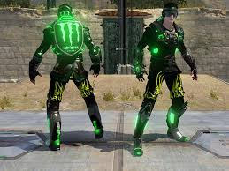 Maniapark Monster Energy