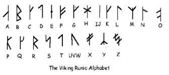 Viking writing