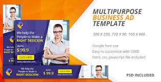 Ad Templates Multipurpose Google Html5 Ad Template 05 By 0effortthemes Codecanyon