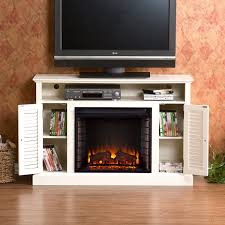 com 50 electric fireplace with cabinet tv a stand console white kitchen dining