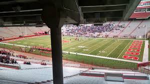 Seating Chart For Memorial Stadium Lincoln Nebraska Memorial Stadium Nebraska Section 1 Rateyourseats Com
