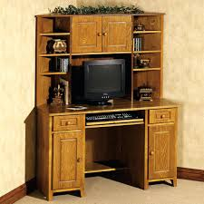 modular solid oak home office furniture. Glamorous Exciting Furniture For Home Office Decoration Using Solid Light Oak Wood Hutch Cabinet Corner Modular Modern New London