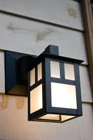 craftsman outdoor lighting lantern craftsman exterior