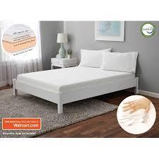 foam mattress. Plain Mattress Mainstays 6 With Foam Mattress