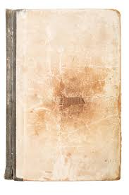 old book page grunge textured background background for banner stock photo image