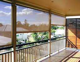 clear vinyl roll up and down curtains contemporary shades