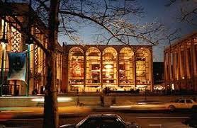 Метрополитен Опера Нью Йорк Рефераты ru Метрополитен Опера metropolitan opera ведущий оперный театр в США Нью Йорк Открыт в 1883 году спектаклем Фауст В зале театра 3625 мест