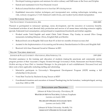 Example Of Chef Resume Sous Chef Resume Sample Executive Template Astounding Junior Cv 39