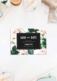 modern vintage rose wedding invitations sail and swan studio Budget Wedding Invitations Canberra modern vintage rose wedding invitations black white pink green wedding invites floral botanical perth canberra sydney Budget Wedding Invitation Packages