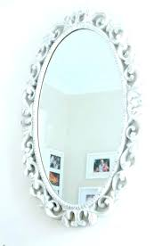 oval mirror frame. Oval Bathroom Mirrors. Target Mirrors White Mirror Frame Inside
