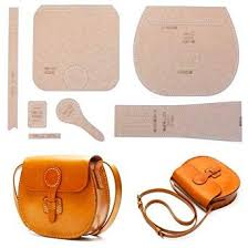 Free Leather Templates Image Result For Free Leather Templates Leather Pattern