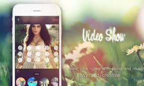 تحميل  تطبيق Slideshow Maker pro لإنشاء فيديو من صورك وإضافة الفلاتر والإطارات والكتابة والموسيقى عليه النسخة الكاملة
