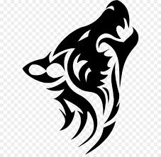 татуировки серый волк племя
