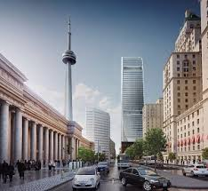 build a office. Cadillac Fairview Will Build This $800 Million Office Tower At 160 Front  St. In Downtown A Office