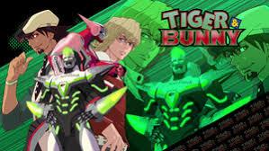 Znalezione obrazy dla zapytania tiger & bunny anime pictures