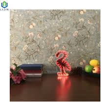 China Flamingo Desk Lamp Led Night Light With Mirror Face China