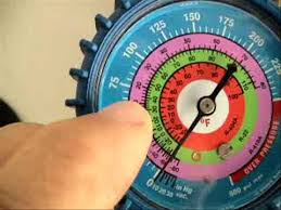 How To Read A Pt Chart Hvac Manifold Gauges And P T Chart