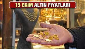 16 Ekim Altın Fiyatları Ne Kadar Oldu? Gram Altın, Çeyrek Altın, Bilezik  Fiyatları - GÜNCEL Haberleri