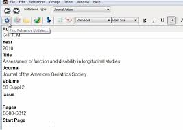 Endnotes References Updating References In Endnote Thl News Blog