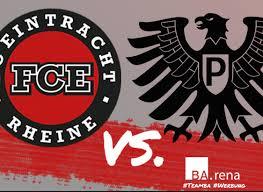 Последние твиты от sc preußen münster (@preussen06). Unsere 1 Mannschaft Empfangt Die 1 Mannschaft Von Preussen Munster Fc Eintracht Rheine