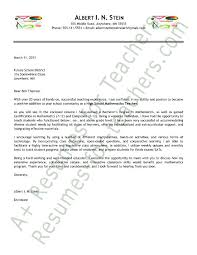 Examples Of Cover Letters For Resumes 60 best Teacher Cover Letters images on Pinterest Cover letter 46