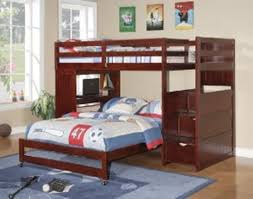 twin over full bunk bed with desk ideas bunk bed desk trundle