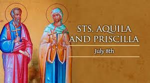 Sts. Aquila And Priscilla