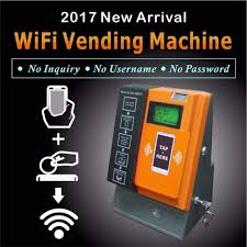 Wifi Vending Machine Price