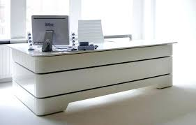 white office desk with drawers. White Office Desk With Drawers O M