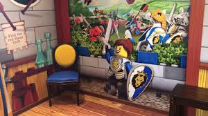 legoland castle hotel dragon knights room tour billund resort denmark