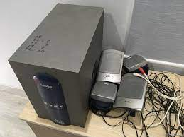 Loa Soundmax 5.1 model A-9000 + 2 Micro giá 500.000đ - TP.Hồ Chí Minh -  Five.vn