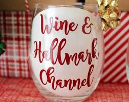 wine and hallmark channel wine gl hallmark channel s gifts for sister mom grandma hallmark s gifts for her