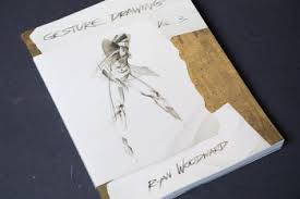 gesture drawing vol 3 by ryan woodward pdf size 26 3mb