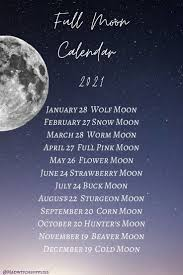 Other names include the fruit moon, grain our calendar with full moon dates, times, folklore, and names from the farmers' almanac can be found below for the 2021 calendar year. Full Moon Calendar 2021 Full Moon Moon Calendar Moon Meaning