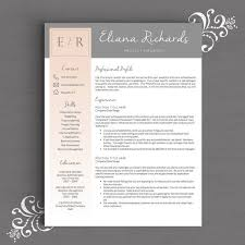 Creative Resume Template For Word Pages 40 40 And 40 Page Resume Unique Buy Resume Templates
