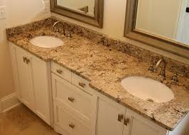 white bathroom cabinets with granite. Marvelous Granite Countertops Bathroom With For Intended Ideas 14 Regard To Decor 18 White Cabinets R