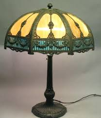 lamp shades stained glass bridge shade making chicago lampshade repair