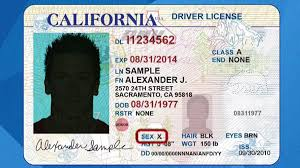 San Line 7 Diego Gender-neutral For Identification Could Nbc - In Be California