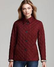 Burberry Brit Women's Copford Diamond Quilted Jacket Xx-large Plum ... & Burberry Brit Women's Copford Burgundy Diamond Quilted Jacket Size Medium Adamdwight.com
