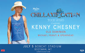 Kenny Chesney Seating Chart Seattle Kenny Chesney Ticketswest