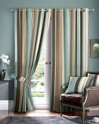 beautiful blue and brown curtains curtain striped curtains curtains and brown curtains