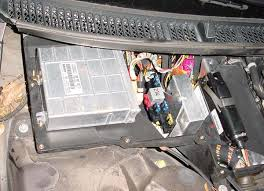 audi area audi a retrofitting tiptronic controls to a a electronics box cover removed remove 10 mm nut holding silver box just to the right of the 214 relay to allow working room