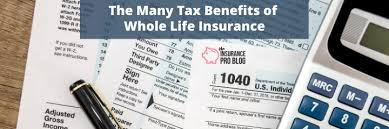 Because the death benefit of the life insurance policy will pass directly to your beneficiaries outside of your taxable estate, the money will essentially replace the wealth that will be. Tax Benefits Of Whole Life Insurance The Insurance Pro Blog