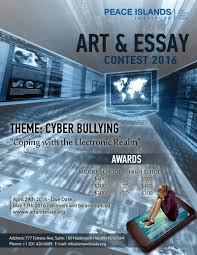 art essay contest peace islands institute artandessay org