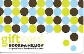 Read the fine print before you buy. Gift Card Design Points Books A Million United States Of America Col Us Books 008b
